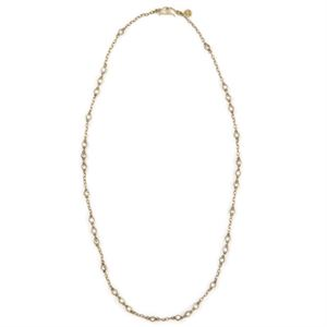 Picture of Victoria Antique Brass Necklace